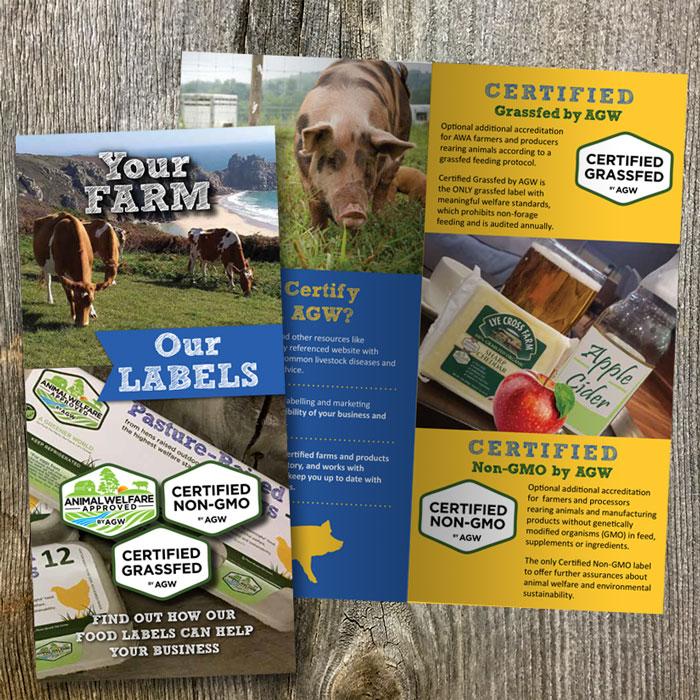 Farmer Brochures